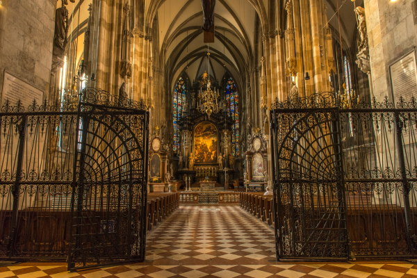 Christmas Concerts At St Stephen S Cathedral Vienna Tickets